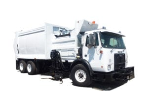 Side Load Garbage Trucks For Sale